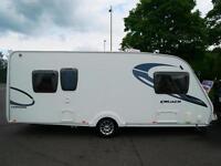 2010 Sterling Cruach Torrin- 5 berth caravan