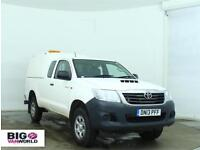 2013 TOYOTA HI-LUX HL2 4X4 D-4D EXTRA CAB WITH TRUCKMAN TOP PICK UP DIESEL