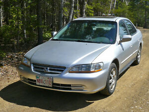 2002 Honda Accord SE Sedan