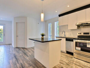 3 ½ brand new Condo for rent near down town Montreal & MUHC hos