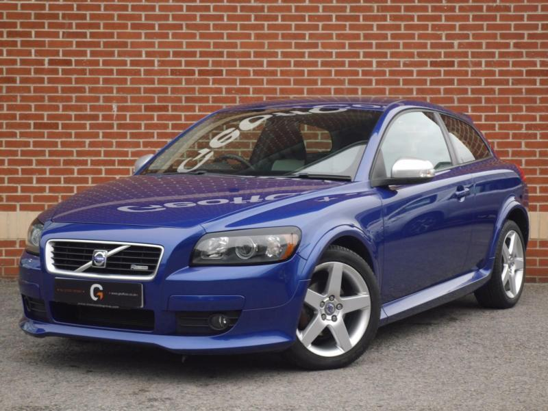 2009 59 Volvo C30 Volvo C30 1.6 R Design 2dr (Blue, Petrol)