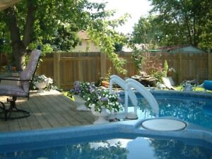 Furnished One Bedroom with Pool