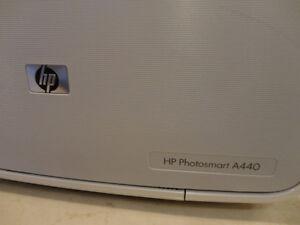 "HP Photosmart A440 Camera & 4x6"" Format Printer Dock - Like New Kitchener / Waterloo Kitchener Area image 5"