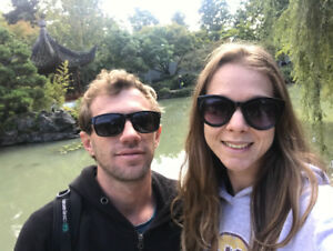Couple looking for room to rent
