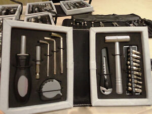 Selling a Few Brand New Multi Tool Leather Look Kits -Cool Gifts Kitchener / Waterloo Kitchener Area image 3