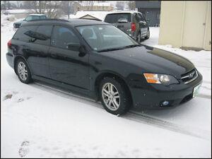 2005 Subaru Legacy $4995 Cert + HST