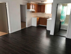 3 Beautiful fully renovated 2 bedroom apartment available now!