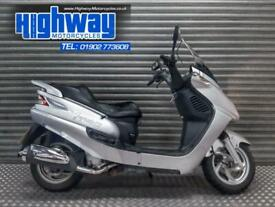 2007 Sym Joyride 200 Maxi Scooter PX To Clear with MOT