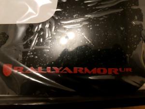 Rally Armor Mud Flaps Subaru STI 08-14 ou 11-13 WRX Hatchback