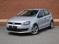 2011 61 Volkswagen Polo 1.2 S 5dr (Silver, Petrol)