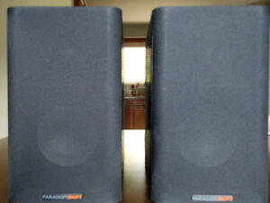 Paradigm Shift A2 Self-Powered Monitor Speakers - Pair