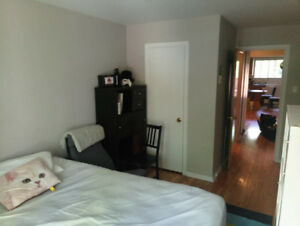 3 1/2 to rent Rosemont, furnished, all included
