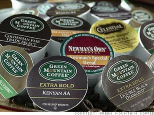 Caribou Coffee K-Cups Variety 96ct - Pick Any Kcup Flavors -