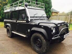 1988 Land Rover Defender 110 Csw V8, County Station Wagon