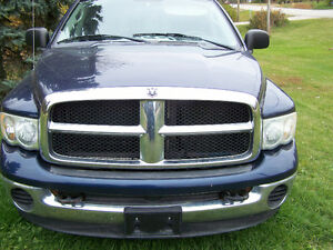 2005 Dodge 2500 Pickup Truck carproof will be supplied