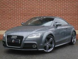 2011 11 Audi TT 2.0 TDI S Line Quattro 3dr (Grey, Diesel)
