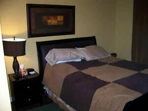 2 bedroom 1 bath executive suite. Windsor Region Ontario image 4