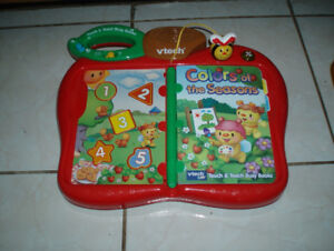 Learning Laptop  Tablet Toys /   Leap Pad Educational games