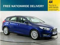 2016 Ford Focus 2.0 TDCi Titanium X Navigation 5dr Hatchback Diesel Manual