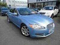 2010 Jaguar XF 3.0TD V6 Luxury - Blue - Automatic - Diesel - Platinum Warranty!