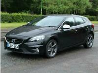 2016 Volvo V40 1.5 T2 122 R DESIGN 5 Door Geartronic Auto Hatchback Petrol Autom