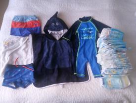 Baby / toddler swimming bundle