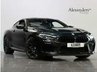 2020 BMW M8 4.4i V8 Competition Steptronic 4WD (s/s) 2dr Coupe Petrol Automatic