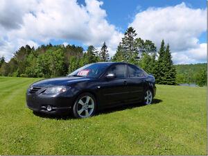 2006 Mazda3 Berline