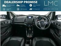2017 Ford Ecosport 1.5 TITANIUM 5d AUTO 110 BHP Hatchback Petrol Automatic