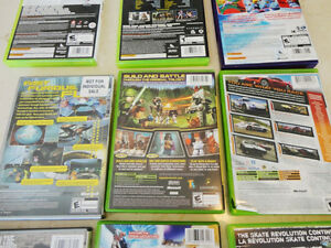 I have 11 XBox 360 Games for Sale -Excellent Condition $11.00ea Kitchener / Waterloo Kitchener Area image 9