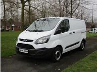 2014/64 FORD TRANSIT CUSTOM 100 290 ECO-TECH - BLUETOOTH - (FSH)
