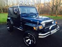 2005 Jeep Wrangler 2.5 Sport Soft top 4x4 3dr