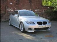 2007/57 BMW 520D M SPORT - AIR CON - STUNNING CAR