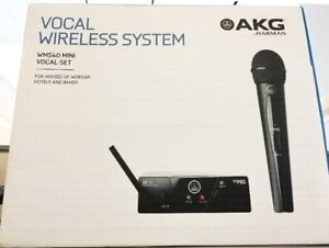 AKG Wireless Microphone System