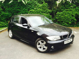 2004 BMW 116 1.6i SE LEATHER SEATS + REAR PARKING SENSORS + ALLOY WHEELS