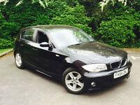 2004 BMW 116 1.6i SE LEATHER SEATS + REAR PARKING SENSORS + ALLOY WHEELS
