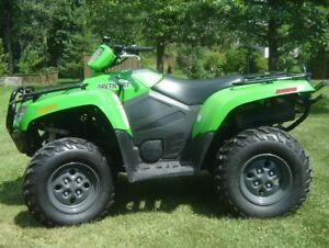 2011 Arctic Cat 650 H1 4x4