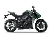 2019 Kawasaki Z1000R edition a Radical Supernaked machine choices of colours for sale  Rochdale, Manchester