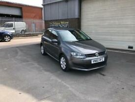 2010 60 VOLKSWAGEN POLO 1.4 SE 5 DOOR ONLY 68,000 MILES WARRANTED