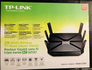 TPLink ac3200  AC 3200 Tri-band Gigabit Router