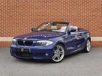 2011 61 BMW 1 Series 2.0 120d M Sport 2dr (Blue, Diesel)