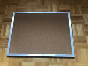 Corkboard   18 inches by 24 inches
