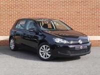 2012 62 Volkswagen Golf 1.6 TDI Bluemotion Tech Match CC Ltd (Diesel)