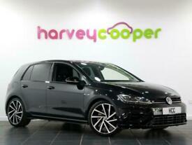 image for 2019 Volkswagen Golf 2.0 TSI 300 R 5dr 4MOTION DSG Petrol black Automatic