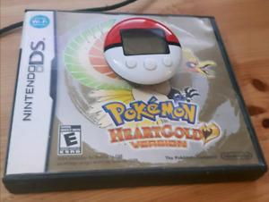 Pokemon HeartGold for the Nintendo DS PLUS WALKER
