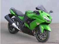 2012 Kawasaki ZZR1400 FCF ABS