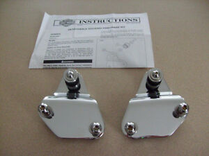 2 Point Docking hardware for 09-13 Touring