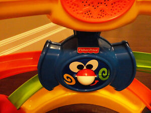 Fisher Price Jolly Jumper Saucer in great Shape Kitchener / Waterloo Kitchener Area image 2