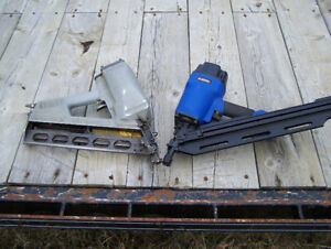 Framing nailer <Senco>, and <Campbell> for sale
