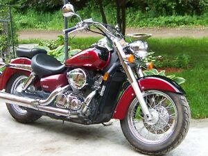 Honda Shadow 2005 in perfect condition